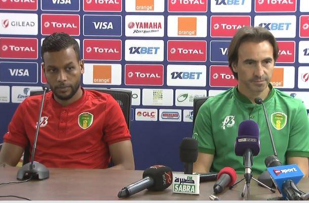 مارتينز: مباراة تونس صعبة لكن سنحارب من أجل التأهل