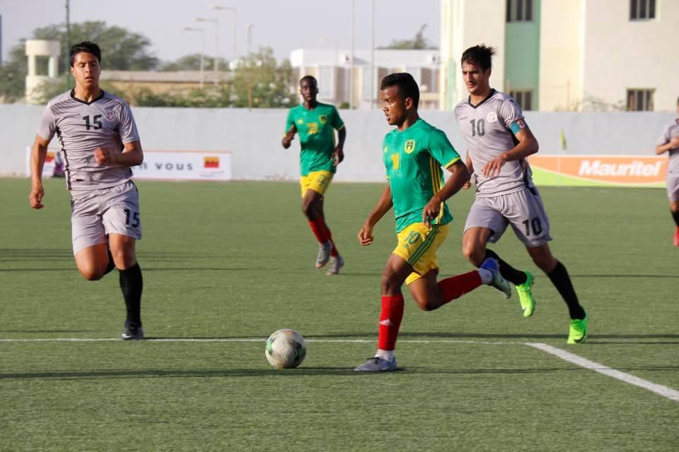 حسن تكدي سجل ثلانية لينقذ موريتانيا من خسارة أمام تونس
