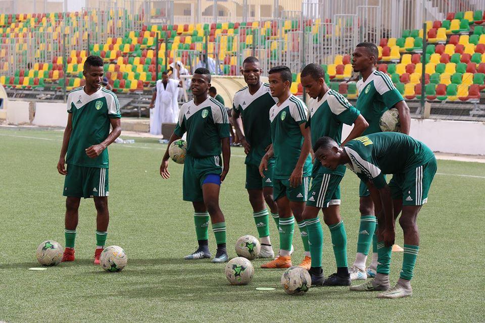 منتخب موريتانيا للشباب في حالة فوزهم على نيجيريا سيكونون المنتخب العربي الوحيد في كان الشباب