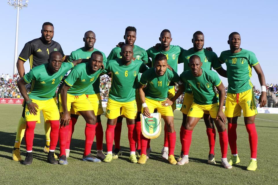 موريتانيا تتأهل لأول مرة لكأس إفريقيا