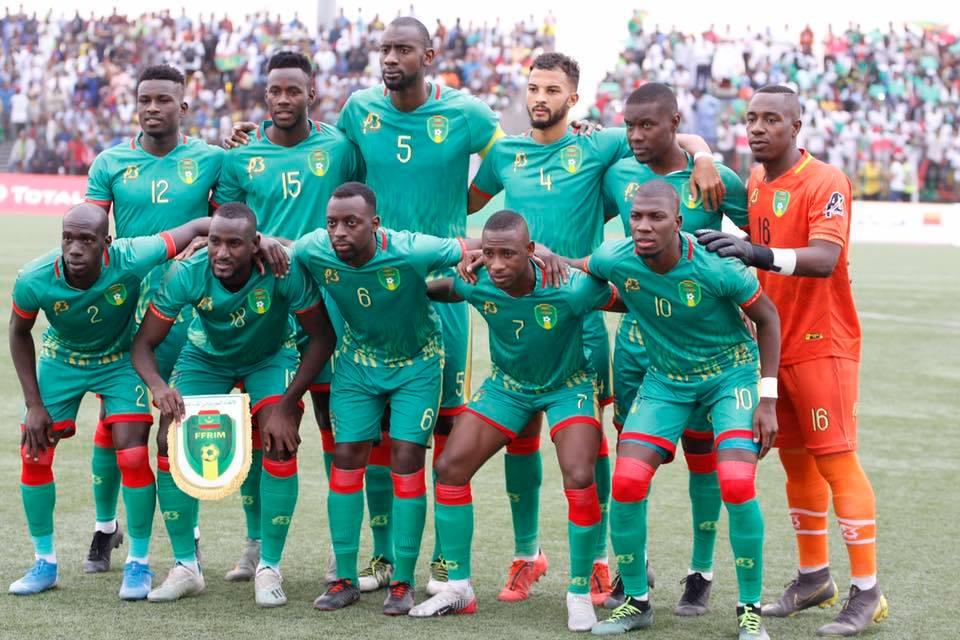 موريتانيا تواجه السيراليون قبل مباراة السنغال