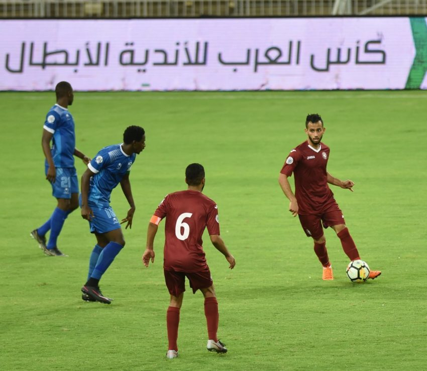 سبورت ريم : الوئام الموريتاني يفوز على الفيصلي السعودي
