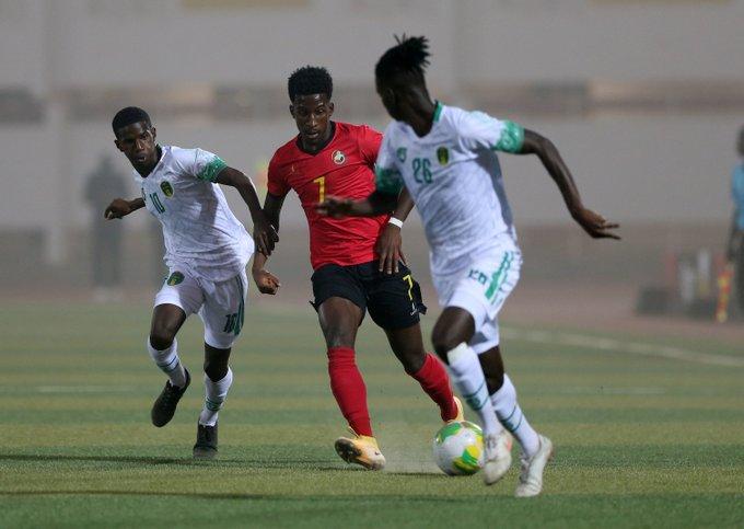 موريتانيا تفوز على الموزنبيق بثنائية