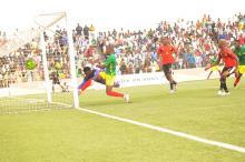 هدف الفوز لموريتانيا على أنجولا في تصفيات كأس أمم إفريقيا