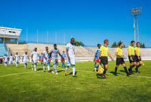 موريتانيا تفوز على ليبيريا بهدف وحيد