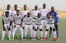 نادي كينغ نواكشوط يلعب ضد الملعب الإفواري