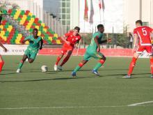 تعادل موريتانيا مع تونس