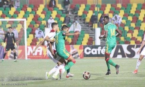 موريتانيا تتعادل مع المغرب