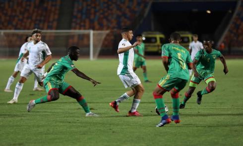 كأس العرب U20: الجزائر تخطف الفوز من موريتانيا