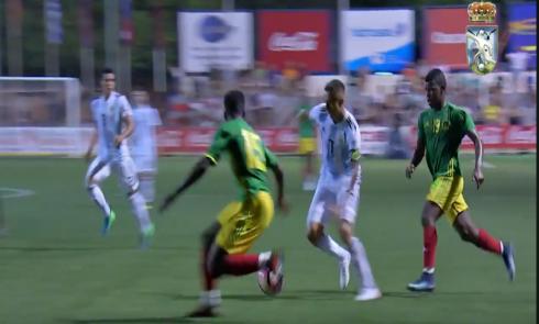الأرجنتين تفوز على موريتانيا بهدفين دون رد
