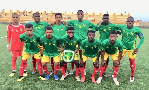المنتخب الموريتاني تحت 17 سنة