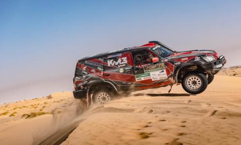 رالي أفريكا إيكو رايس 2020  يدخل الأراضي الموريتانية  Africa eco rice 2020  in mauritania