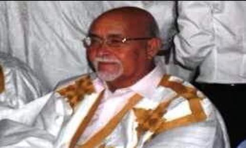 وفاة محمد محمود ولد اماه