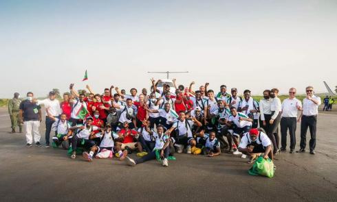 المرابطون يصلون لنواكشوط مساء اليوم